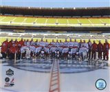 The Washington Capitals Team Photo 2011 NHL Winter Classic - your walls, your style!
