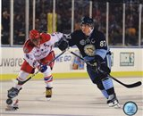 Alex Ovechkin & Sidney Crosby 2011 NHL Winter Classic Action - your walls, your style!