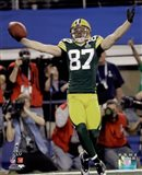 Jordy Nelson Touchdown Celebration from Super Bowl XLV