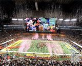 Green Bay Packers Celebrate Super Bowl XLV at Cowboys Stadium