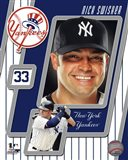 2011 Nick Swisher Studio Plus