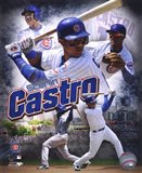 Starlin Castro 2011 Portrait Plus