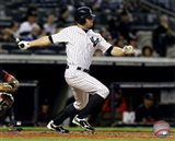 Brett Gardner 2011 Action
