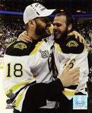 David Krejci & Nathan Horton Game 7 of the 2011 NHL Stanley Cup Finals(#58) - your walls, your style!