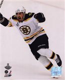 Brad Marchand Goal Celebration Game 7 of the 2011 NHL Stanley Cup Finals(#53) - your walls, your style!