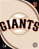 2011 San Francisco Giants Team Logo