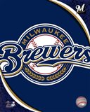 2011 Milwaukee Brewers Team Logo