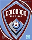 2011 Colorado Rapids Team Logo