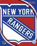 New York Rangers 2011 Team Logo