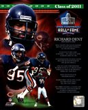 Richard Dent 2011 Hall of Fame Composite