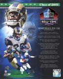 Marshall Faulk 2011 Hall of Fame Composite