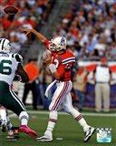 Tom Brady 2011 Action