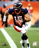 Tim Tebow 2011 Fotball Action