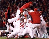 The St. Louis Cardinals Celebrate Winning World Series in Game 7 of the 2011 World Series (Celebration #2)