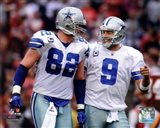 Jason Witten & Tony Romo 2011 Action