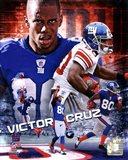 Victor Cruz 2012 Portrait Plus