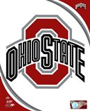 Ohio State University Buckeyes Team Logo
