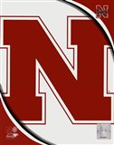 University of Nebraska Cornhuskers Team Logo