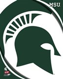 Michigan State University Spartans Team Logo