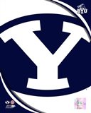 Brigham Young University Cougars Team Logo
