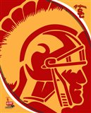University of Southern California Trojans Team Logo