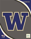 University of Washington Huskies Team Logo