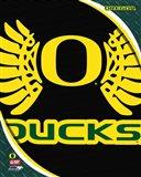 University of Oregon Ducks Team Logo