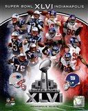 SuperBowl XLVI Match Up Composite