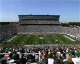 Spartan Stadium Michigan State University Spartans 2011