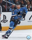 Joe Pavelski 2011-12 Action