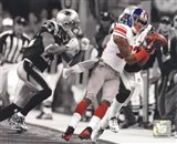 Mario Manningham Catch Spotlight Super Bowl XLVI