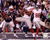 Victor Cruz Touchdown Catch Super Bowl XLVI