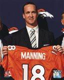 Peyton Manning 2012 Press Conference