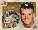 Mickey Mantle 2012 Studio Plus