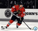 Patrick Kane 2011-12 Spotlight Action