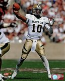 Robert Griffin III Baylor University Bears 2011 Action Passing