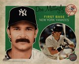Don Mattingly 2012 Studio Plus