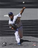 Clayton Kershaw 2012 Spotlight Action