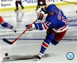 Mark Messier Action