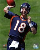 Peyton Manning 2012 Mini Camp Action