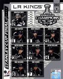 Los Angeles Kings 2012 NHL Stanley Cup Champions Composite - your walls, your style!