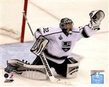 Jonathan Quick Game 2 of the 2012 Stanley Cup Finals Action