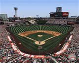 Anaheim at Angel Stadium 2012