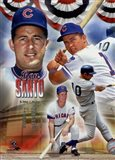 Ron Santo 2012 MLB Hall of Fame Legends Composite