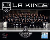 Los Angeles Kings 2012 NHL Stanley Cup Champions Team Photo - your walls, your style!