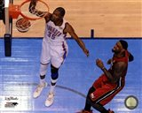 Kevin Durant Game 1 of the 2012 NBA Finals Action