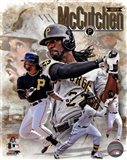 Andrew McCutchen 2012 Portrait Plus
