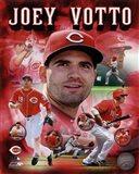 Joey Votto 2012 Portrait Plus