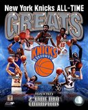New York Knicks - All-Time Greats Composite