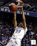 Anthony Davis University of Kentucky Wildcats 2011 Action